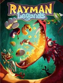 Picture of a game: Rayman Legends