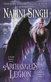 Picture of a book: Archangel's Legion