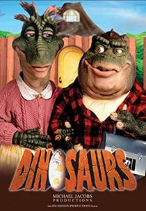 Picture of a TV show: Dinosaurs