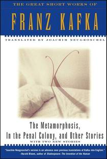 Picture of a book: The Metamorphosis, In The Penal Colony, And Other Stories: The Great Short Works Of Franz Kafka
