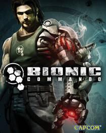 Picture of a game: Bionic Commando