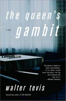 Picture of a book: The Queen's Gambit