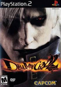 Picture of a game: Devil May Cry 2
