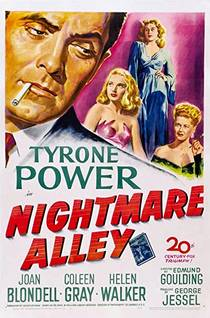 Picture of a movie: Nightmare Alley