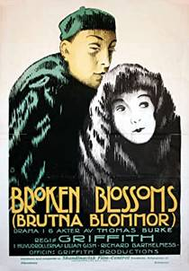 Picture of a movie: Broken Blossoms