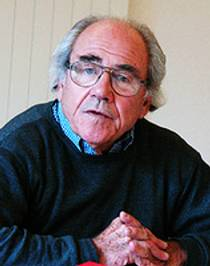 Picture of an author: Jean Baudrillard