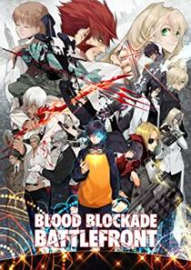 Picture of a TV show: Blood Blockade Battlefront