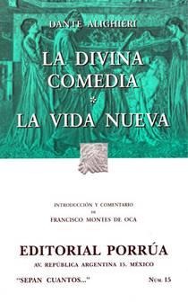 Picture of a book: La Divina Comedia. La Vida Nueva. (sepan Cuantos, #15)