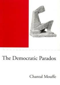 Picture of a book: The Democratic Paradox