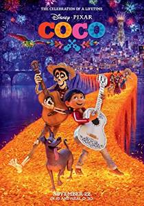 Picture of a movie: Coco
