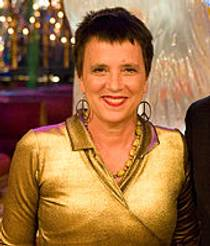 Picture of an author: Eve Ensler