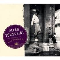 Picture of a band or musician: Allen Toussaint