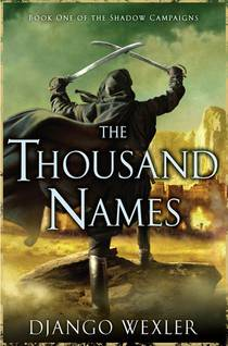 Picture of a book: The Thousand Names