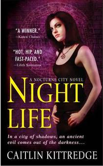 Picture of a book: Night Life
