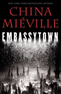 Picture of a book: Embassytown