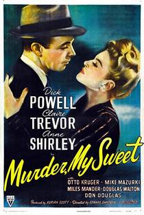 Picture of a movie: Murder, My Sweet