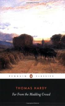 Picture of a book: Far From The Madding Crowd