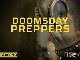Picture of a TV show: Doomsday Preppers