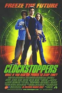 Picture of a movie: Clockstoppers