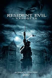 Picture of a movie: Resident Evil: Vendetta