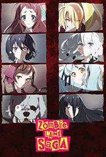 Picture of a TV show: Zombieland Saga