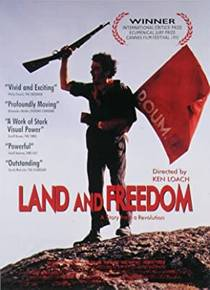 Picture of a movie: Land And Freedom