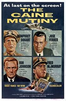 Picture of a movie: The Caine Mutiny
