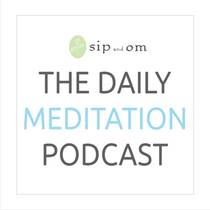 Picture of a podcast: Daily Meditation Podcast