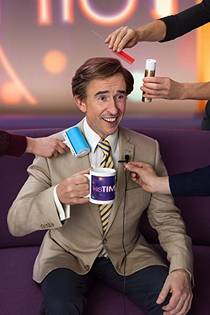Picture of a TV show: This Time With Alan Partridge