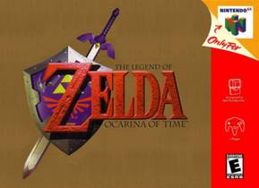 Picture of a game: The Legend Of Zelda: Ocarina Of Time