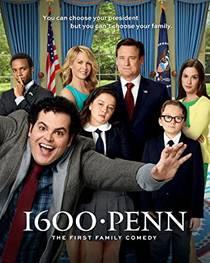 Picture of a TV show: 1600 Penn