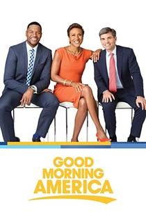 Picture of a TV show: Good Morning America
