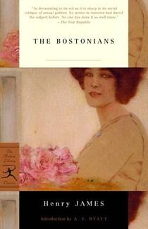 Picture of a book: The Bostonians