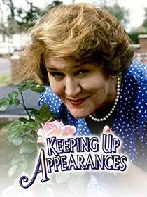 Picture of a TV show: Keeping Up Appearances