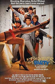 Picture of a movie: Bachelor Party