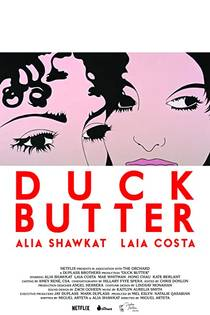 Picture of a movie: Duck Butter