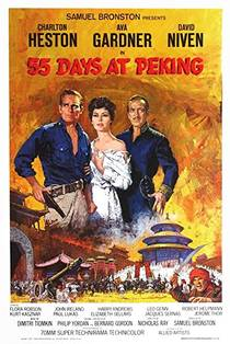 Picture of a movie: 55 Days At Peking