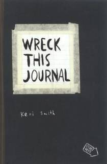 Picture of a book: Wreck This Journal