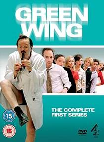 Picture of a TV show: Green Wing