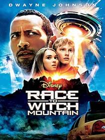 Picture of a movie: Race To Witch Mountain
