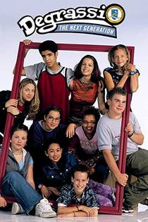 Picture of a TV show: Degrassi: The Next Generation
