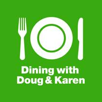 Picture of a podcast: Dining With D And K