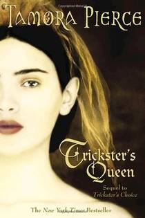Picture of a book: Trickster's Queen