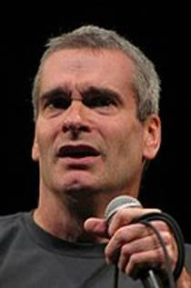 Picture of an author: Henry Rollins