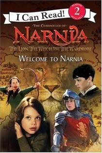 Picture of a book: The Lion, the Witch and the Wardrobe: Welcome to Narnia