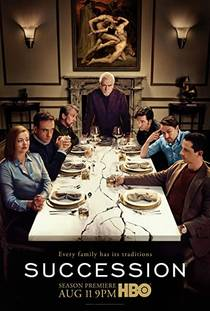 Picture of a TV show: Succession