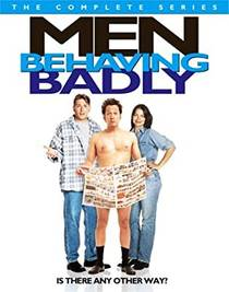 Picture of a TV show: Men Behaving Badly