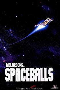 Picture of a movie: Spaceballs