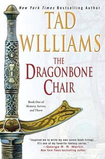 Picture of a book: The Dragonbone Chair