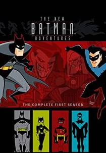 Picture of a TV show: The New Batman Adventures